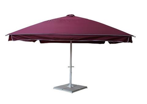 Зонт квадратный телескопический 4х4 (4спицы)