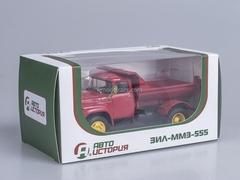 ZIL-MMZ-555 Tipper early 1974 Autoexport 1:43 AutoHistory