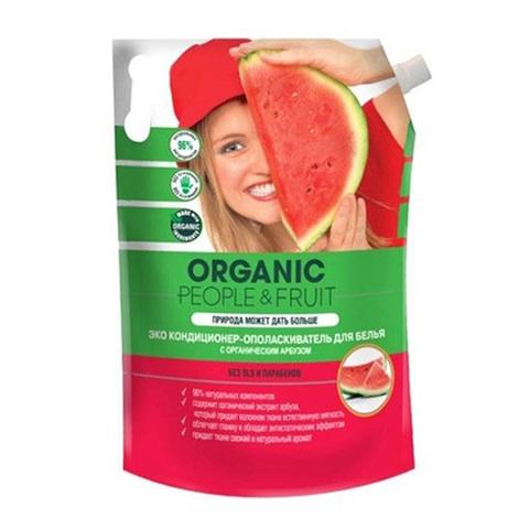 ORGANIC People & Fruit кондиционер для белья с органическим арбузом 2 л.