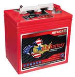 Аккумулятор U.S.Battery US 2000 XC2 ( 6V 220Ah / 6В 220Ач ) - фотография