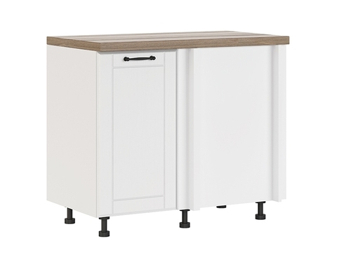 Стол кухонный угловой СКАНДИ 1.9 под мойку  1000