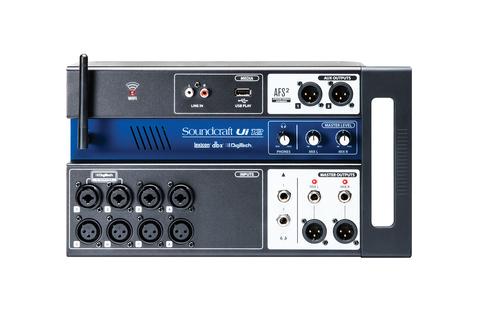 Цифровые Soundcraft Ui-12