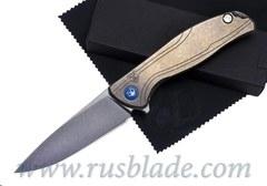 Shirogorov F95R М390 Nudist MRBS 2018 AS-Bronze