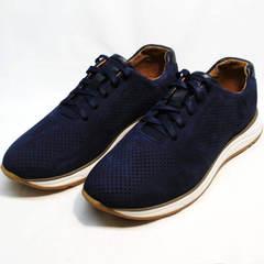 Стильные кроссовки мужские Faber 1957134-7 Blue