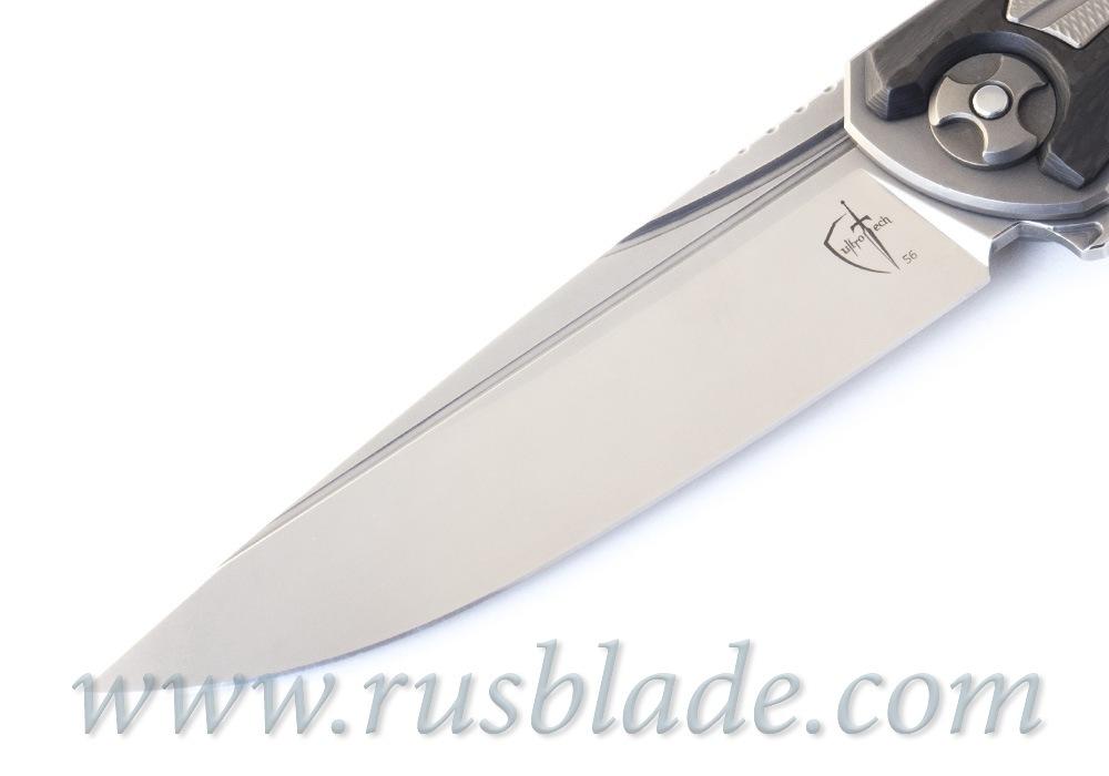 Svarn II groove mode knife Serial by CultroTech