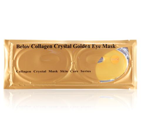 Коллагеновая маска для глаз многоразовая Collagen Crystal Eye Mask, 20 гр