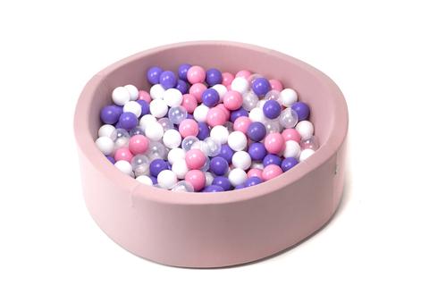 Сухой бассейн Violet Bubble