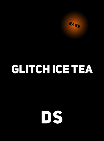 Аксессуар DS RARE GLITCH ICE TEA 100