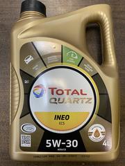 Total Quartz Ineo ECS 5W30 4л