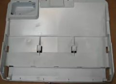 Пластиковый поддон каплепадения холодильника Стинол 857012