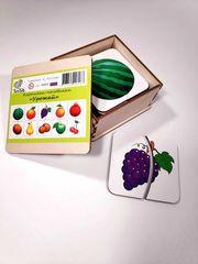 Картинки-половинки Урожай, ToySib