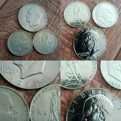 Полировка монет пастой К2 Aluchrom
