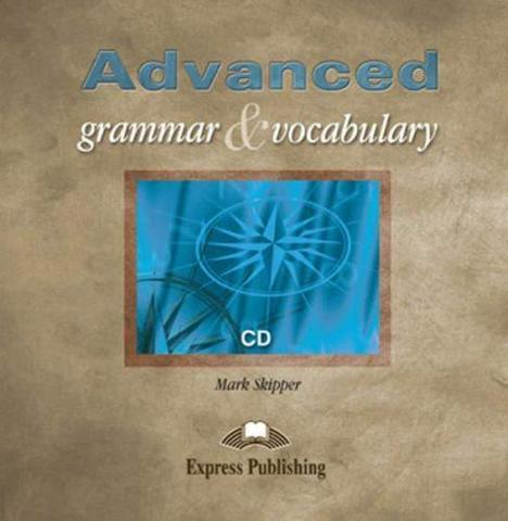 advanced grammar & vocabulary class cd