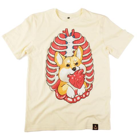 Похититель сердец / собака / футболка