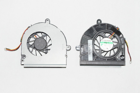 Вентилятор (кулер) для Asus K43B K73 K43T A53U K53B K53BY K53 K43 K53T K53U K53Z X53U