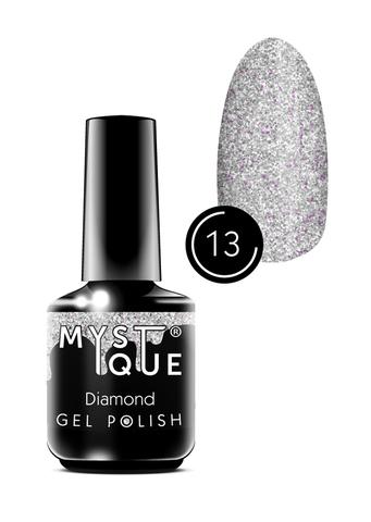 Mystique Гель-лак #13 «Diamond» 15 мл