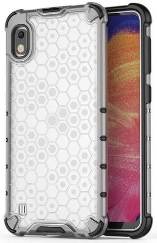Чехол на Samsung Galaxy A10, ударопрочный  от Caseport, серия Honey