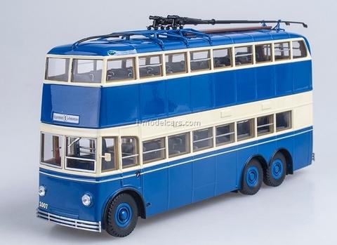 YaTB-3 two-door 1938-1939 Ultra Models 1:43