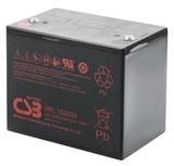 Аккумулятор  CSB HRL12280W ( 12V 70Ah / 12В 70Ач ) - фотография