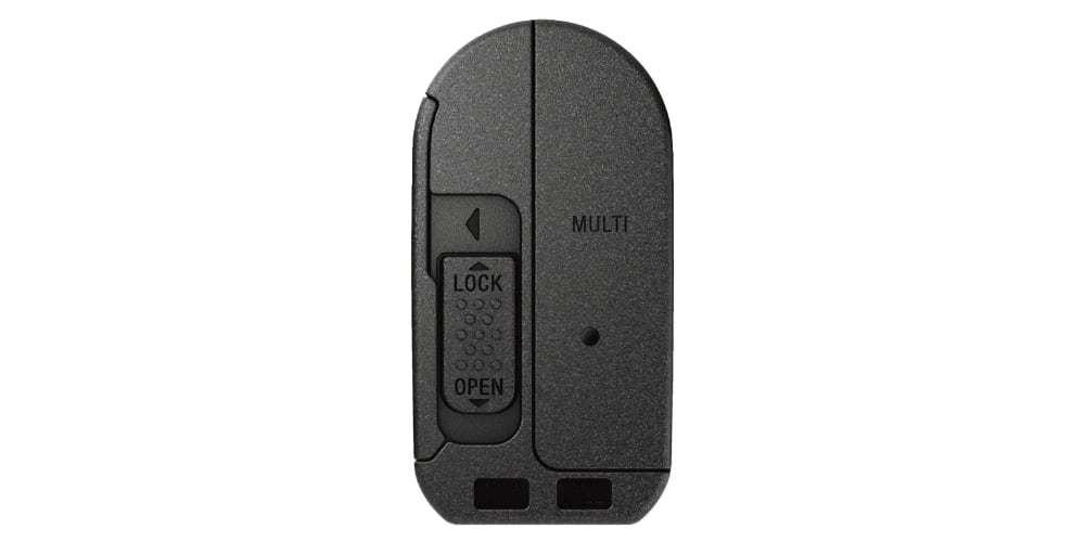 Экшн-камера Sony HDR-AS50 вид сзади