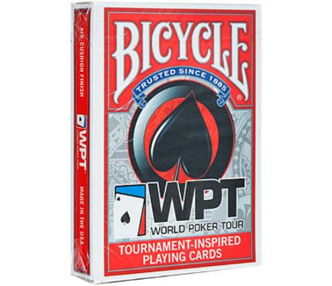 Карты Bicycle WPT (World Poker Tour)