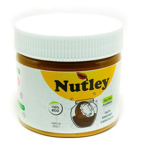 Nutley паста кокосовая классическая 300 г
