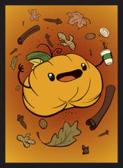 Legion Supplies - Pumpkin Spice Протекторы матовые 50 штук