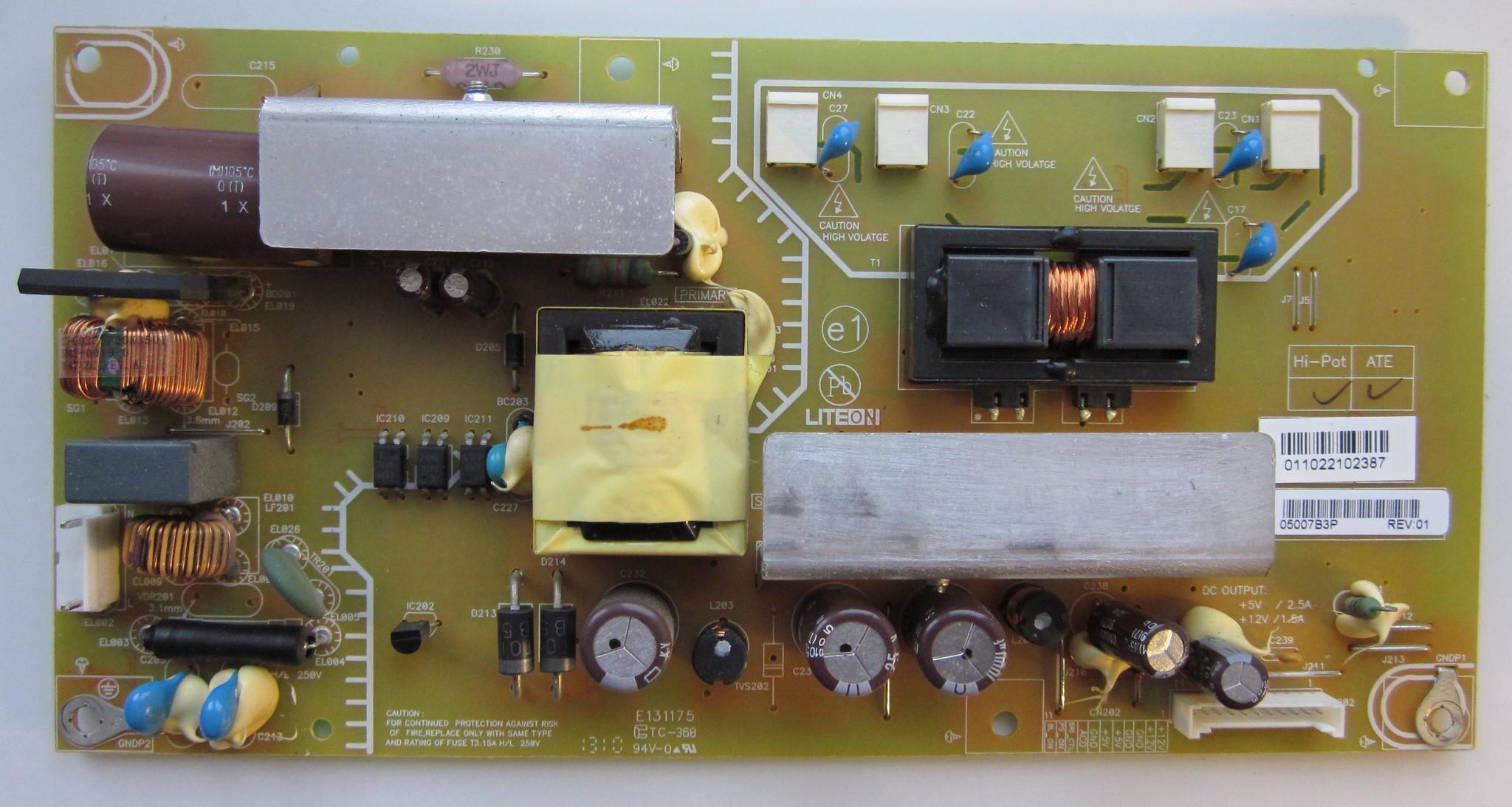 UE-2600-01UN-LF REV:A