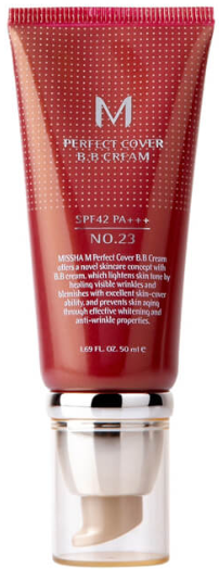 MISSHA Perfect Cover BB-крем с SPF42 Pa+++ 50мл