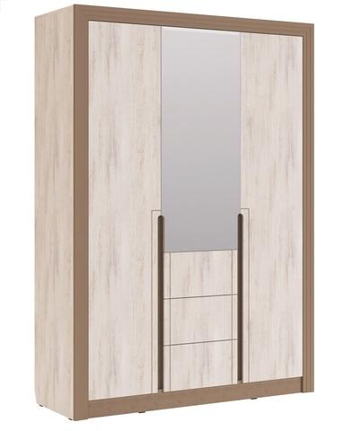 Шкаф  FAMILY трехдверный комбинированный