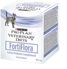 Purina Pro Plan FortiFlora для кошек