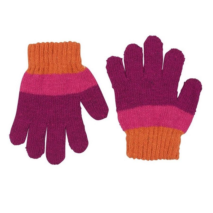 Перчатки Lindberg Brattfors Wool Glove Cerise