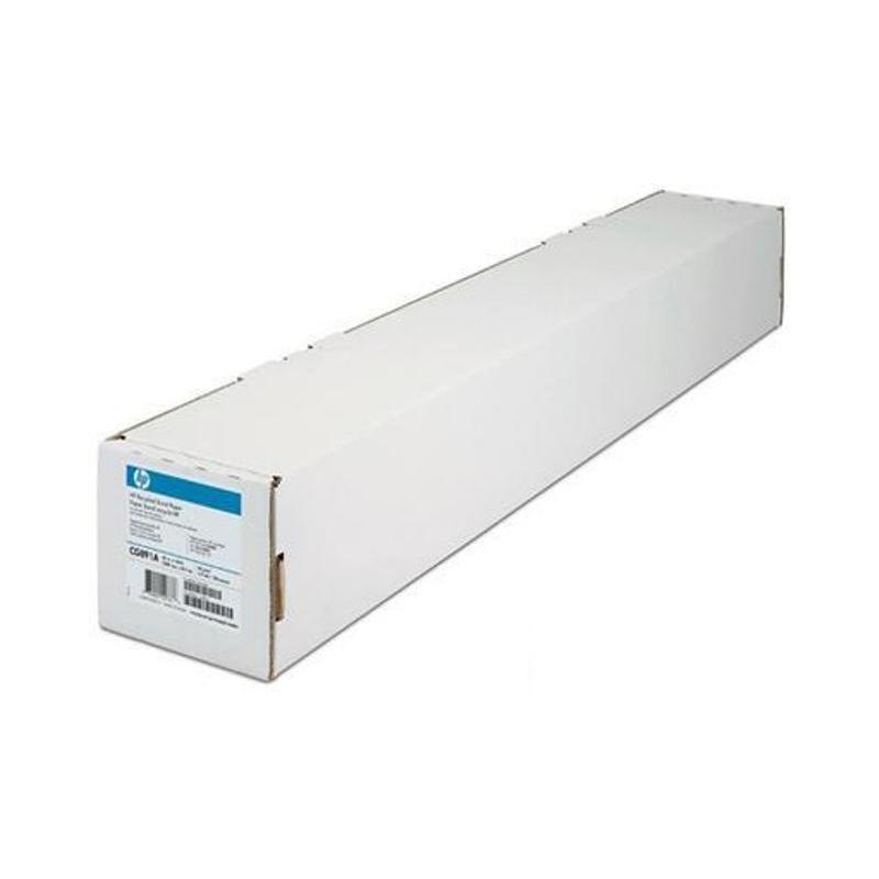 Калька матовая HP Tracing Paper-Natural (длина 45,7 м, ширина 610 мм, плотность 90 г/кв.м, диаметр втулки 50,8 мм)