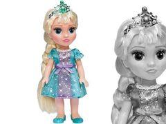 """Кукла """"Моя маленькая принцесса Эльза"""" (песенка на русс. яз)"""