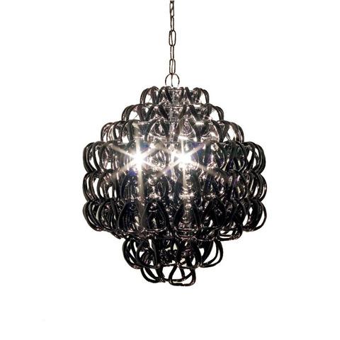 Подвесной светильник Giogali SP 60 by Vistosi (черный)