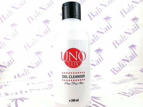 UNO, Жидкость для снятия дисперсии Uno Lux, 200мл