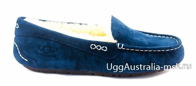 UGG Ascot Dark Blue