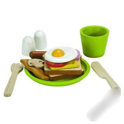 Сюжетно-ролевая игра Завтрак