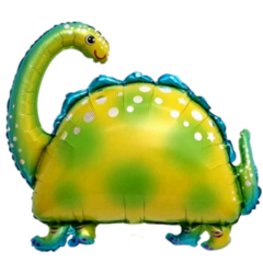 К  Фигура, Динозавр бронтозавр, 36''/91 см, 1 шт.