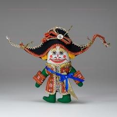 Игрушка текстильная Щелкунчик маленький