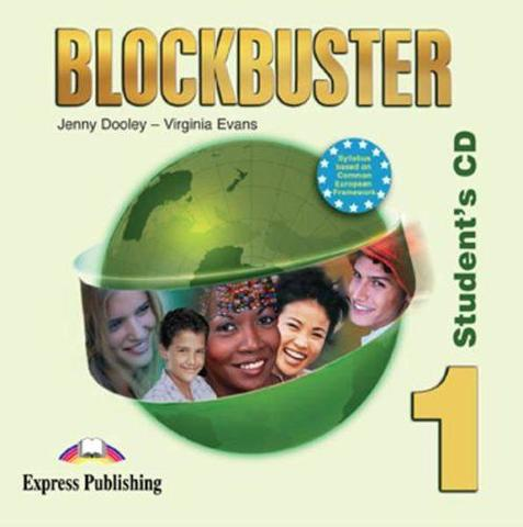 Blockbuster 1. Student's Audio CD. Beginner. Аудио CD для работы дома