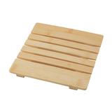 Подставка под горячее бамбук 18 х 18 х 1,2 см, артикул 28LB-4001, производитель - Hans&Gretchen