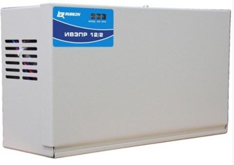 Источник вторичного электропитания резервированный ИВЭПР 12/2 2х12 БР