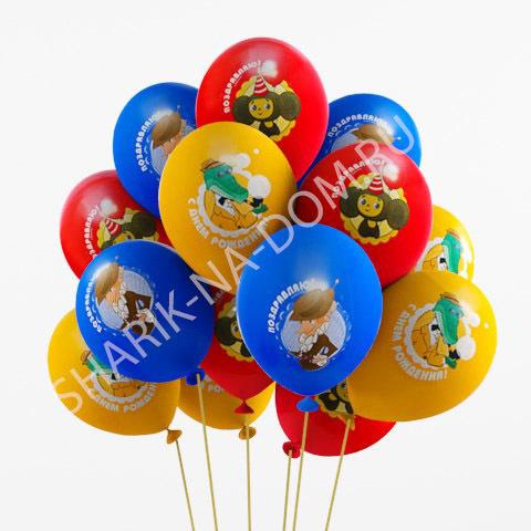"""Еще мультфильмы Воздушные шары """"Чебурашка"""" Воздушные_шары_Чебурашка.jpg"""