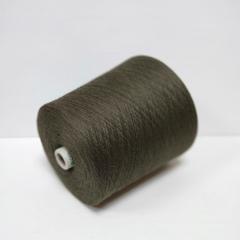 Folco, Меринос 50%, Акрил 50%, Зелено-коричневый, 2/28, 1400 м в 100 г