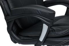 Кресло компьютерное Комфорт (Comfort) — черный (36-6)