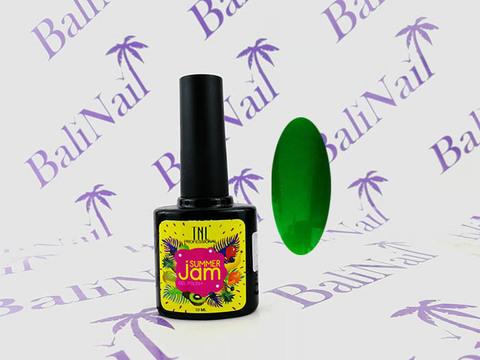 TNL Гель-лак Summer Jam 06 - неоновый зеленый, 10 мл