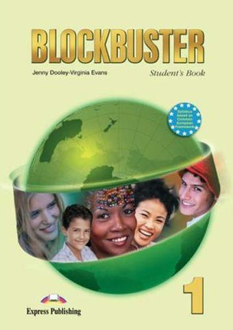 Blockbuster 1. Student's Book. Beginner. Учебник