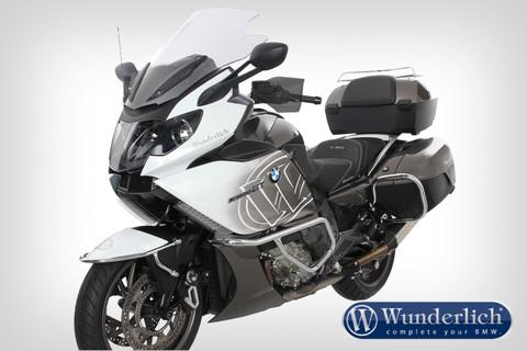 Защита рук Clear Protect BMW K 1600 GT/GTL прозрачная