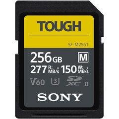 Защищенная карта памяти Sony 256GB SF-M Tough Series UHS-II SDXC